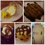 cmyk dessert house