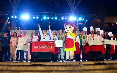 Benedicto College is the First Julie's Chief Baker Grand Champion