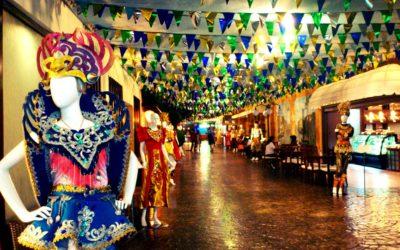 Waterfront Cebu's Sinulog Parade of Colors