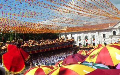 Sinulog 2017: Novena Mass, Procession and Grand Parade