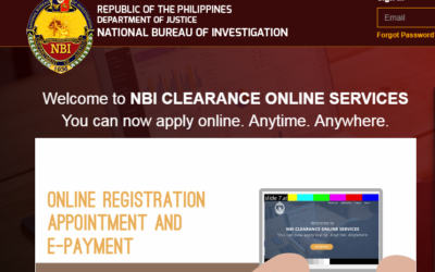 How to get an NBI Clearance at Island Central Mall
