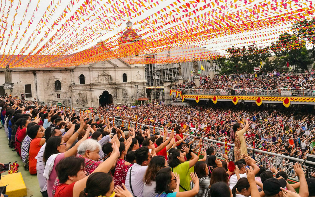Sinulog 2019: Novena Mass, Procession and Grand Parade